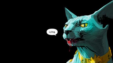 Lying+Cat